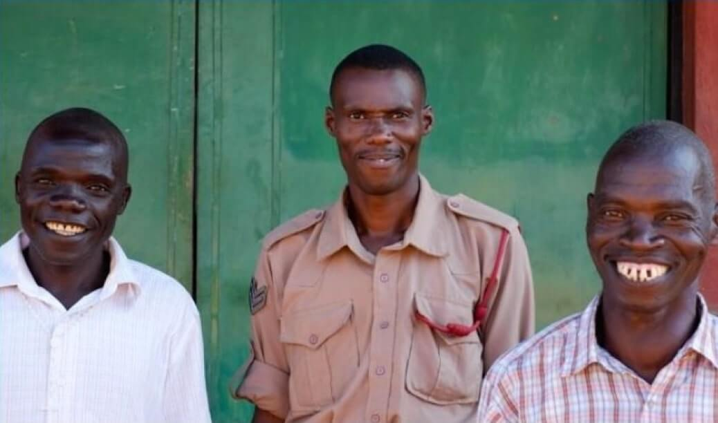 Donate John Nthara and Jamu Banda, who supported their release.
