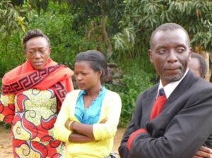 Mzimba,Malawi, April 2015 –Paralegals, mental health professionals, lawyers and MHRC staff worked together for a good outcome in a case where mental health was a mitigating factor